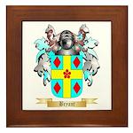 Bryant 2 Framed Tile