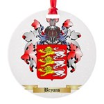 Bryans Round Ornament