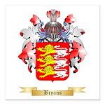 Bryans Square Car Magnet 3
