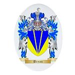 Bryan Ornament (Oval)