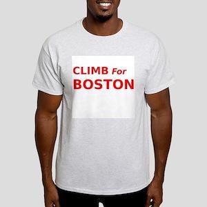 Climb for Boston T-Shirt