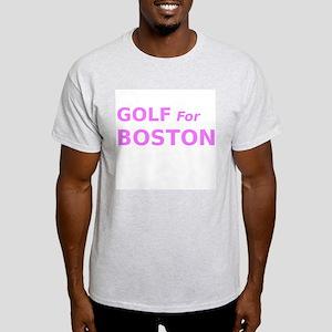 Golf for Boston T-Shirt