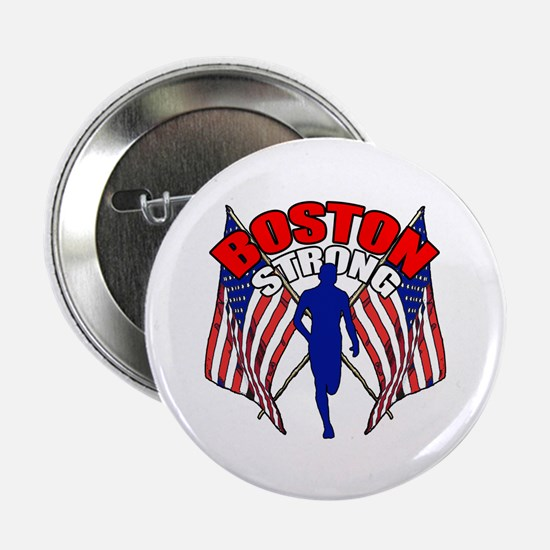 "Boston Strong 11 2.25"" Button (10 pack)"