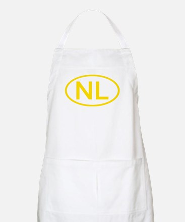 Netherlands - NL Oval BBQ Apron