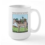 One town Horse Coffee Mug