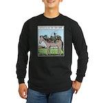 One town Horse Long Sleeve T-Shirt