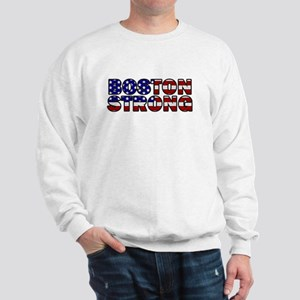 Boston Strong Flag Sweatshirt
