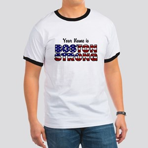 Boston Strong Flag - Personalized! T-Shirt