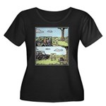 Dont feed Dont eat Plus Size T-Shirt