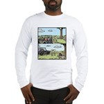 Dont feed Dont eat Long Sleeve T-Shirt