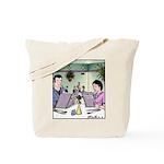 Menu Womenu Tote Bag