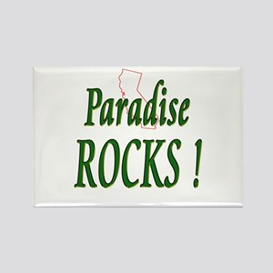 Paradise Rocks ! Rectangle Magnet