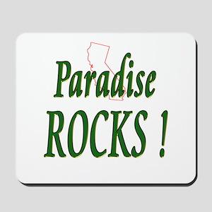 Paradise Rocks ! Mousepad