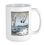 Gods ice Coffee Mug