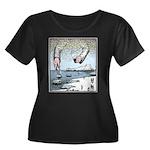 Gods ice Plus Size T-Shirt