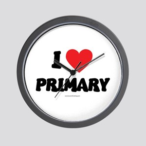 I Love Primary - LDS Clothing - LDS T-Shirts Wall