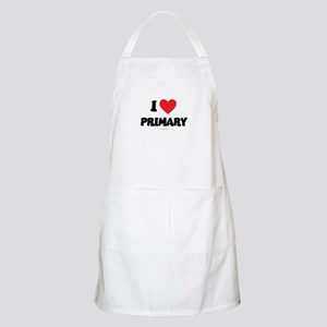 I Love Primary - LDS Clothing - LDS T-Shirts Apron