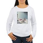 Angry Fox Long Sleeve T-Shirt
