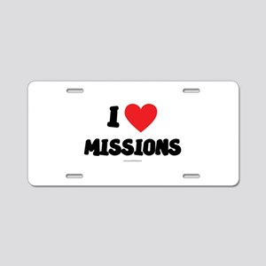 I Love Missions - LDS Clothing - LDS T-Shirts Alum