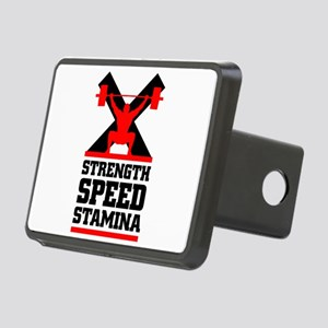 Crossfit cross fit philosophy Hitch Cover