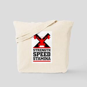 Crossfit cross fit philosophy Tote Bag