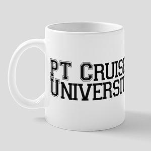 PT Cruiser University Mug