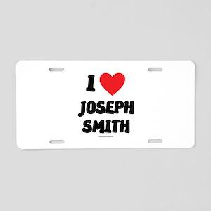I Love Joseph Smith - LDS Clothing - LDS T-Shirts