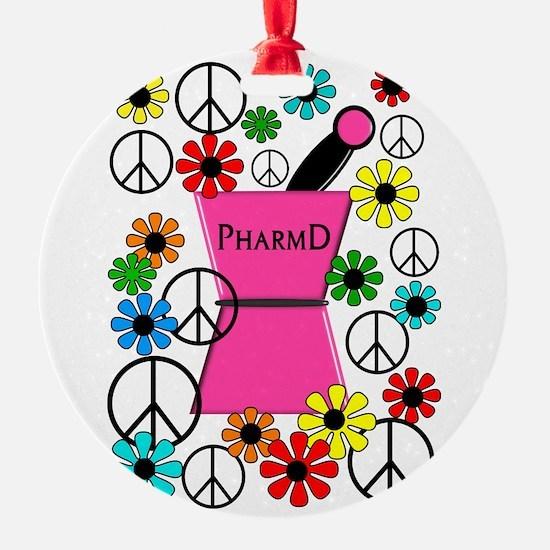 PharmD iPhone pink Ornament