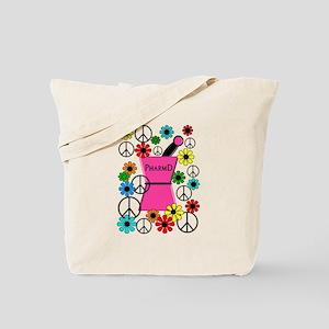 PharmD iPhone pink Tote Bag