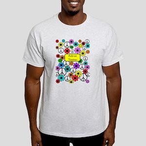 retired teacher iphone case yellow T-Shirt