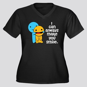 Make You Smile Plus Size T-Shirt