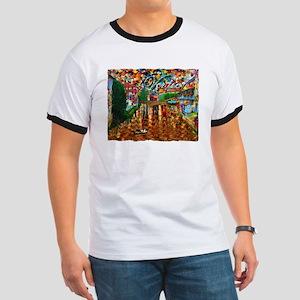 venice italy portrait T-Shirt