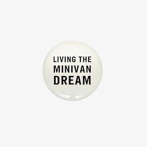 Living Minivan Mini Button