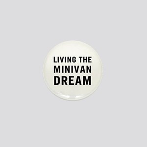 Living Minivan Mini Button