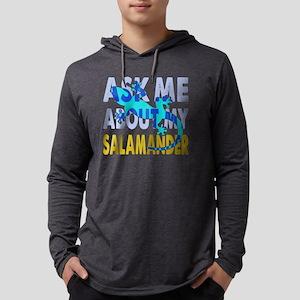 MY SALAMANDER T-SHIRT Mens Hooded Shirt