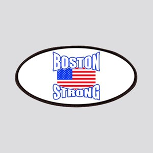 Boston Strong patriotism Patches