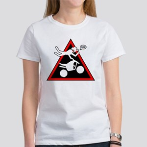 Stickman Air Danger Signs T-Shirt
