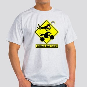 STICKMAN AIR Yellow Placard T-Shirt