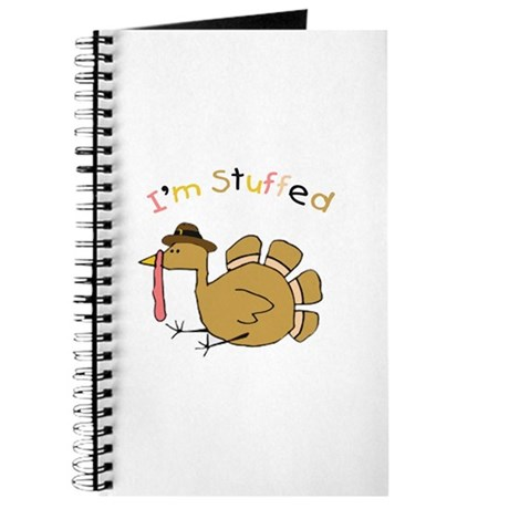I'm Stuffed Journal