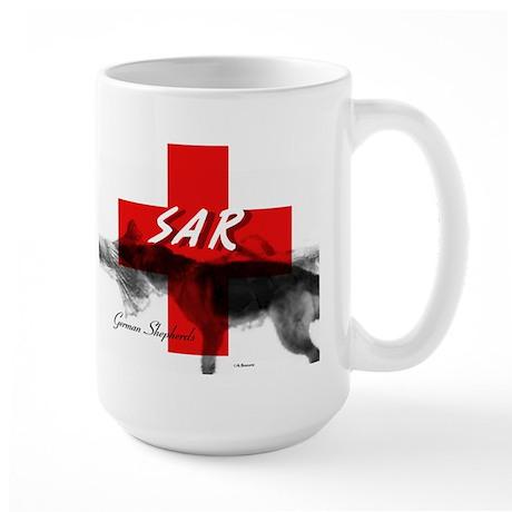 SAR Large Mug