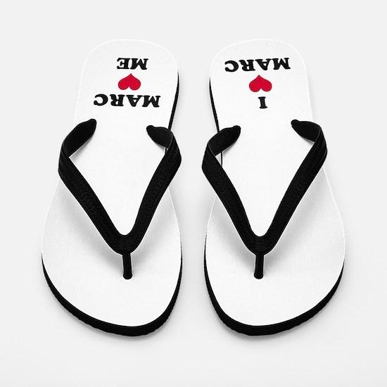 Marc Love Flip Flops