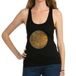 Celtic Crescents Racerback Tank Top