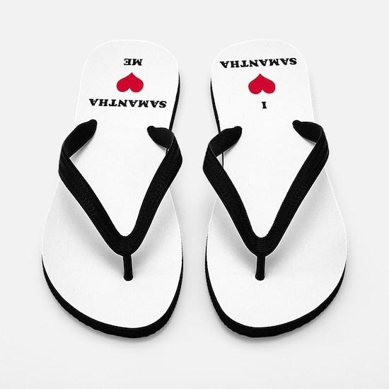 Samantha Love Flip Flops