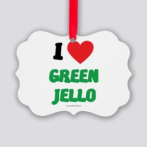 I Love Green Jello - LDS Clothing - LDS T-Shirts O