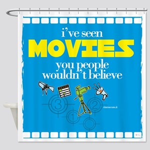 Ive seen movies you people wouldnt believe Shower