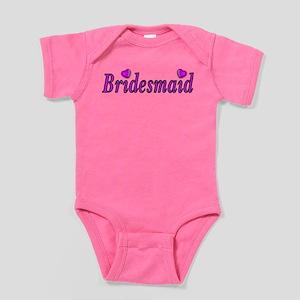 Bridesmaid Simply Love Baby Bodysuit