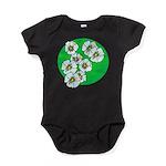 Blossoms Baby Bodysuit