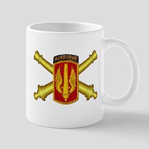 18th Field Artillery Brigade Mug
