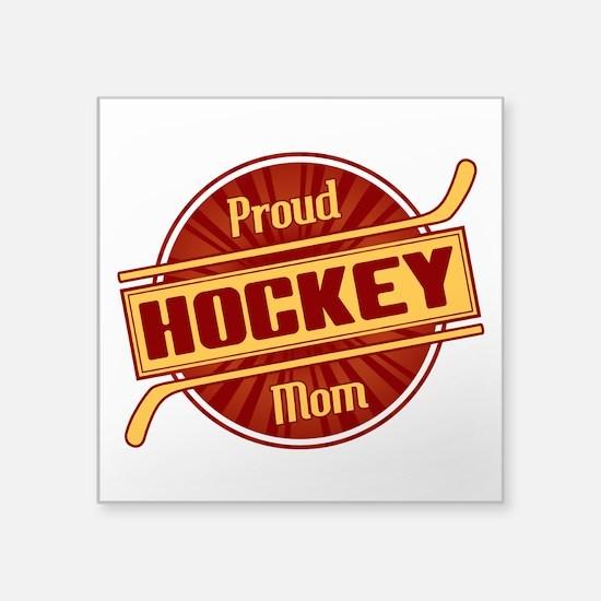 Proud Hockey Mom Sticker