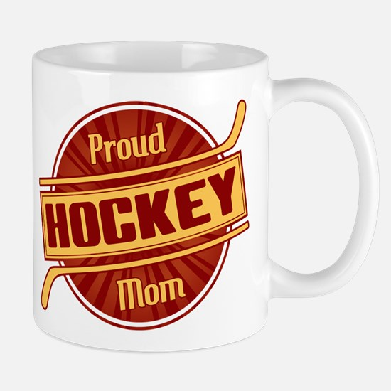 Proud Hockey Mom Mug